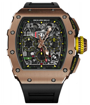FLYBACK CHRONOGRAPH RM 11-03